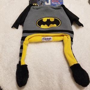 Flipeez squeeze batman hat